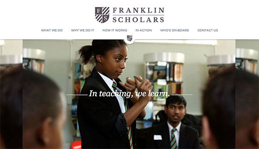 Franklin Scholars