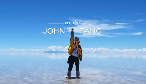 John Fang - Work Hard, Play Harder